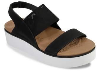 Skechers Summer Rose Wedge Sandal