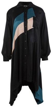 Koché Shirt dress