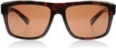 Bolle Clint Sunglasses Shiny Tortoise 11827 Polariserade 55mm