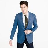 J.Crew Ludlow linen blazer in brilliant blue