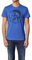 Diesel Mohawk Logo Cotton T-shirt