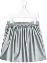 Le Petit Coco pleated skirt - kids - Polyester/Polyurethane - 2 yrs
