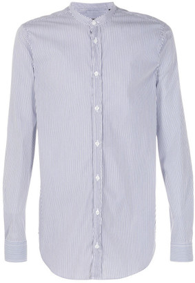 Emporio Armani Eagle Side Print Shirt