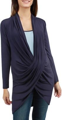 Vienna Maternity/Nursing Tunic with Camisole