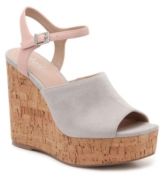 Charles by Charles David Dory Wedge Sandal