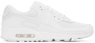 Nike White Air Max 90 Sneakers