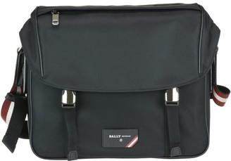 Bally Fabro Front Flap Messenger Bag