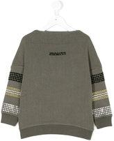 Diesel boatneck sweatshirt