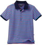 Toobydoo Ventimiglia Striped Polo (Toddler, Little Boys, & Big Boys)