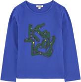 Kenzo Mini Me graphic T-shirt