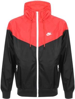 Windrunner Jacket Red