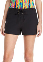 "LaBlanca La Blanca All Aboard 3"" Board Shorts, Black"