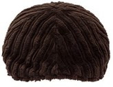 Tagliatore Men's Brown Cotton Hat.