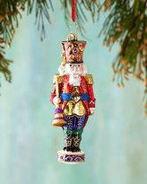 Christopher Radko Major Horn Blower Christmas Ornament