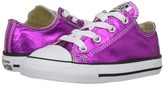 Converse Chuck Taylor All Star Ox Metallic Girl's Shoes