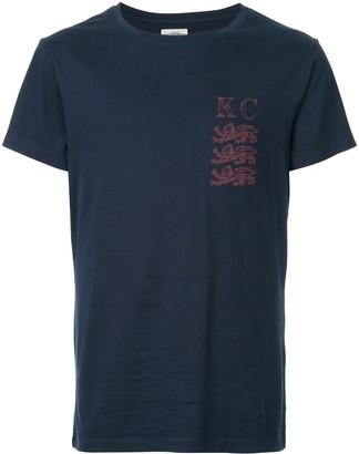 Kent & Curwen lion crest T-shirt