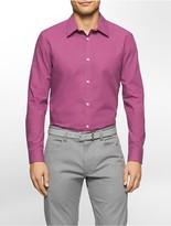 Calvin Klein Infinite Cool Classic Fit Non-Iron Checked Shirt