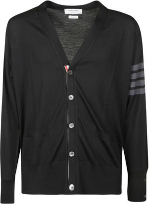Thom Browne V-neck Buttoned Cardigan