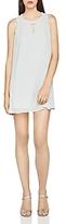 BCBGeneration Sleeveless Chiffon A-Line Dress