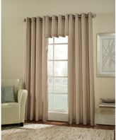 Bed Bath & Beyond Argentina Room Darkening Grommet Window Valance