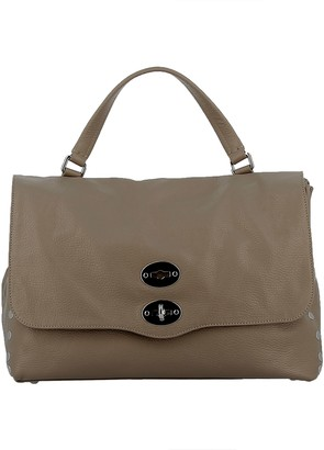 Zanellato Creta Leather Handbag