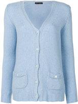 Incentive! Cashmere - V-neck cardigan - women - Cashmere - M