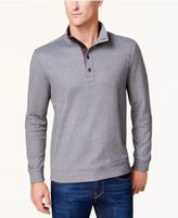 Club Room Men's Long Sleeve Knit Mock Neck, Created for Macy's