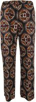 Aspesi Printed Trousers