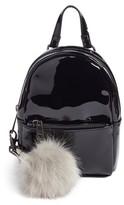 BP Mini Backpack Crossbody Bag - Black