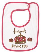 Harrods Princess Bib