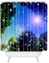 DENY Designs Make A Wish 1 Shower Curtain