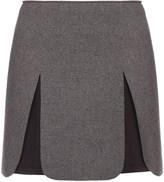 J.W.Anderson Grey Sponge Panel Skirt