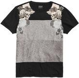GUESS Men's Stream Becklin Floral T-Shirt