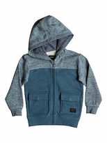 Quiksilver NEW QUIKSILVERTM Boys 2-7 Civil Aire Zipped Hoodie Boys Children Sweatshirt