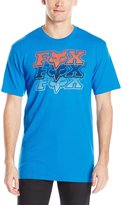 Fox Men's Hyland Short Sleeve Tee, Electric Blue