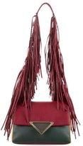 Sara Battaglia Teresa Shoulder Forest Bag