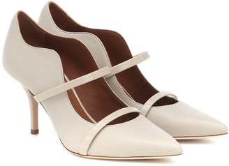 Malone Souliers Maureen 70 leather pumps