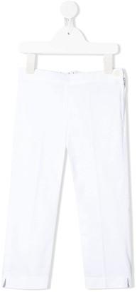 Il Gufo Straight-Leg Tailored Trousers