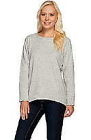 Legacy Terry Twill Hi-Lo Sweatshirt