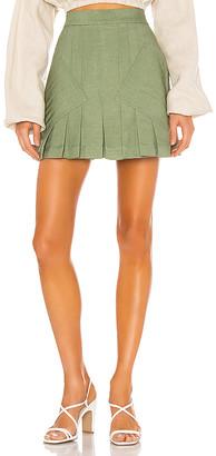 C/Meo Occurrence Skirt