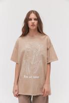 BDG Fate Will Follow T-Shirt Dress