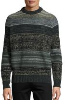 Acne Studios Kai Rustic Wool Blend Sweater