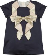 Hucklebones Origami bow shift dress 3-18 months