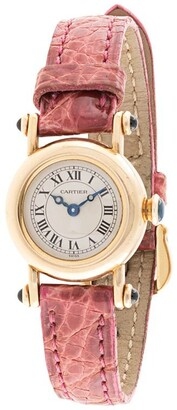 Cartier Pre-owned Diabolo mini watch