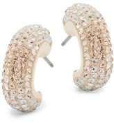 Swarovski Maggy Huggie Hoop Earrings