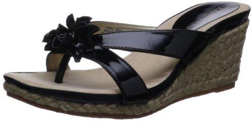 AK Anne Klein Women's Pris Wedge Sandal