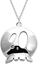 SENFAI Halloween Gift Jewelry,Ghost,Cat Rhodium Plated Girls necklace,Hot Sale