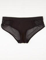 Full Tilt Mesh Cutout Panties