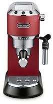 De'Longhi Delonghi Dedica Deluxe Espresso Machine in Red