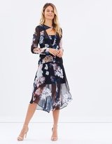 Cooper St The Great Florescence Long Sleeve Dress